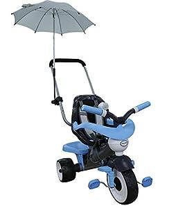 Polesie Polesie46918 Comfort 2 - Triciclo con cojín y Paraguas