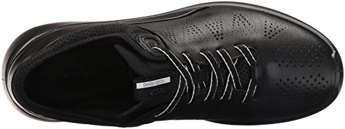 Ecco Soft 5, Baskets Basses Femme Noir (50352Black/Black-Concrete)