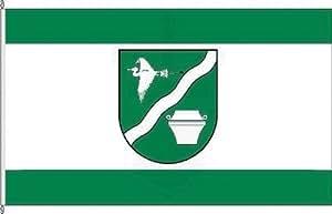 Königsbanner Hissflagge Hamdorf - 60 x 90cm - Flagge und Fahne