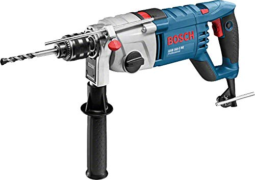 Bosch Professional Akku und Bohrschrauber, +GSB 162-2RE Schlagbohrmaschine Kof
