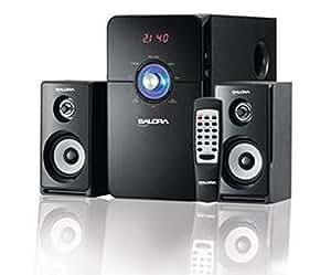 Salora IT-SHA-3211UF 2.1 Channel Multimedia Speaker System
