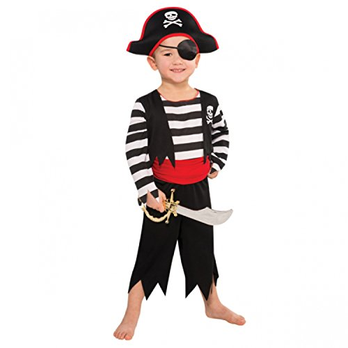 Rascal Deckhand Pirate 3-4y