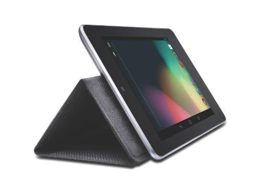 Kensington K44407WW Folio Expert universal Tasche für Tablet 17,78 cm (7 Zoll) bis 20,3 cm (8 Zoll) schwarz