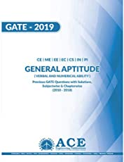 GATE-2019 General Aptitude(Verbal & Numerical Ability) Previous GATE Questions with Solutions, Subject wise & Chapter wise (2010-2018)