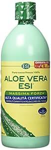 Esi Aloe Vera Succo Max Forza - 1000 ml