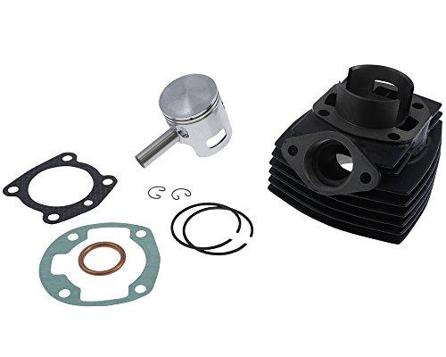 Kit Cylindre POLINI Gris Fonte Sport 65 CC 46 mm pour Peugeot 103, 104, 105, GL 10, SPX 50