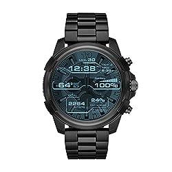 Smartwatch Full Guard DZT2007 Ihr Name hält, was er verspricht: Die Smartwatch Full Guard DZT2007 von DIESEL ON bietet das volle Programm in puncto intelligenter High Tech. Sie ist kompatibel mit Android-Geräten ab Android OS 4.3 und höher sowie mit ...