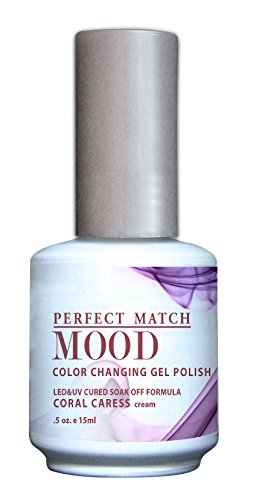 LeChat Perfect Match Mood Vernis à Ongles Coral Caress
