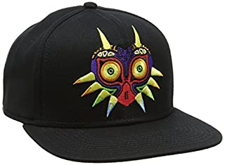 Zelda - Casquette - Majora's Mask,Noir,Taille Unique (B016A3OXCQ) | Amazon price tracker / tracking, Amazon price history charts, Amazon price watches, Amazon price drop alerts