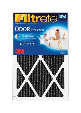 3M home01-4Filtrete Geruch Reduzierung Ofen Filter, 16x 25x 1-in, muss in Mengen von 4 4