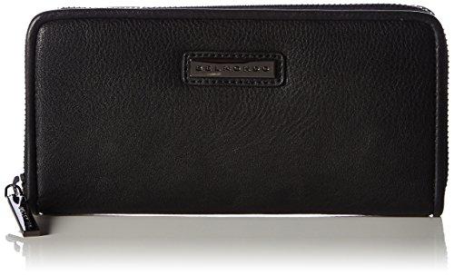 Belmondo 740161 01 - Portafogli Donna, colore Nero (Nero), 20x10x2 cm (B x H x T)