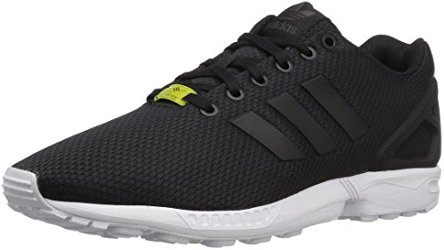 Adidas Men's ZX Flux New Limited Black Edition Energy Color Sneakers M19840 Black Limited 9UK 4a3c4c