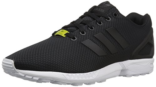 adidas Originals Zx Flux, Baskets mode homme Noir