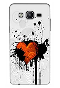 Samsung Galaxy ON7 Mobile Back Cover For Samsung Galaxy ON7; It Is Matte glossy Thin Hard Cover Of Good Quality (3D Printed Designer Mobile Cover) By Clarks
