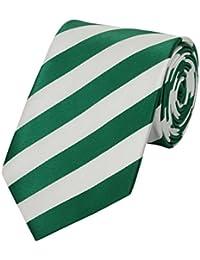 Cravate classique par Fabio Farini, 8 cm largeur, différentes couleurs à choisir