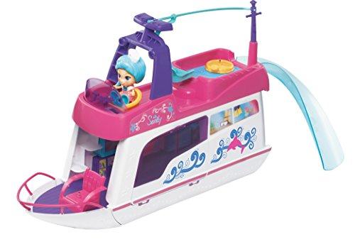 VTech 80-172304 - Spielfigur - Flipsies - Sandys Yacht und Strandhaus