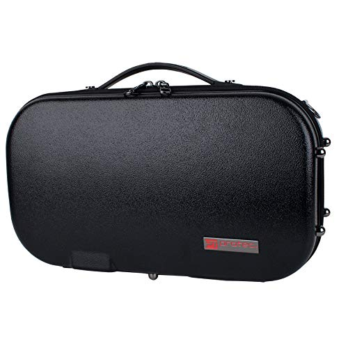 Protec Micro-Sized ABS Protection Black Clarinet Case (BM307) Black Micro Case
