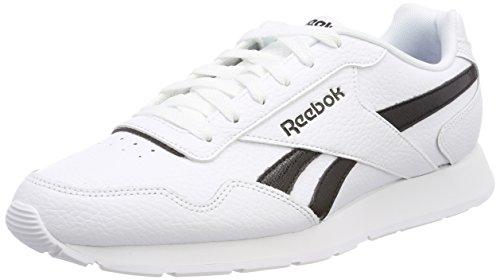 Reebok Royal Glide, Zapatillas de Trail Running para Hombre, Blanco (White/White/Black 000), 44.5 EU