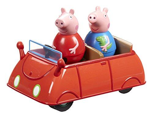 Peppa Pig Weebles 06310 - Coche de Wobbily
