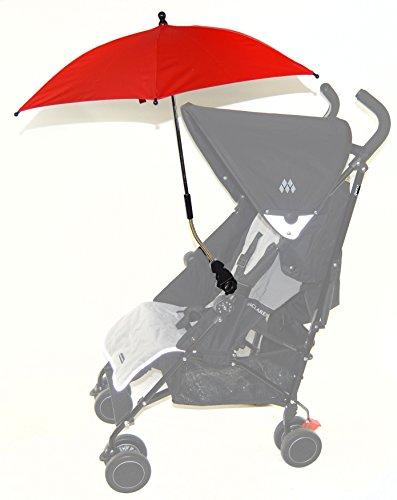 Cochecito compacto y protector de lluvia Graco Mirage sombra