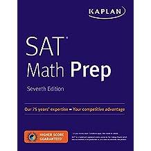 SAT Math Prep (Kaplan Test Prep) (English Edition)