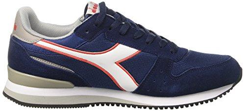 Grigio Blu Multicolore Pulviscolo Malone Uomo Estate Sneaker Diadora qARHn7