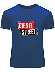 Diesel Street Printed For Men's T-shirt Tee Outlet