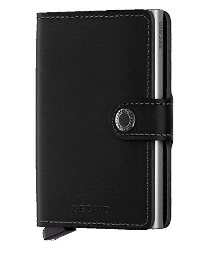 f12a70c7ba5ea Kartenetui secrid RFID Cardprotector city wallet Leder schwarz