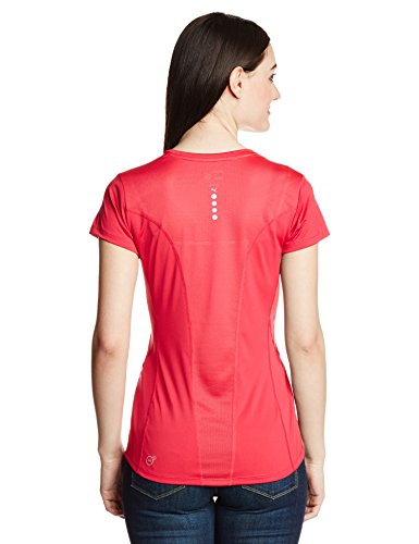 Puma femmes Graphic 1 Up T-Shirt Running à manches courtes Rose - Rose