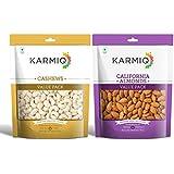Karmiq Nuts Combo, 900g (Almonds & Cashew)