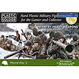US Infantry Heavy Weapons - Late War, 1944-1945 by Plastic Soldier Company