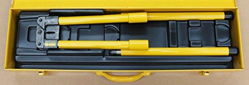 Rems Eco-Press Spritz–Pistola radiale manuale Eco-Press diametro 10–26