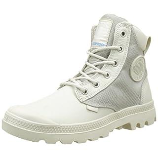 Palladium Unisex-Erwachsene SPOR Cuf Wpn U Hohe Sneaker, Silber (Silver Birch), 41 EU