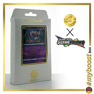 Cresselia 59/156 Holo Reverse - #myboost X Sonne & Mond 5 Ultra-Prisma - Box de 10 Cartas Pokémon Aleman