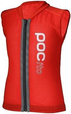 POC POCito VPD Spine - Protección de espalda unisex, color naranja