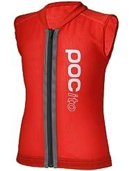 POC POCito VPD Spine - Protección de espalda unisex, color naranja, talla L
