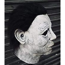 Máscara de Michael Myers, Rohnnies Johnnies , Adulto, Talla única, Halloween, Accesorio