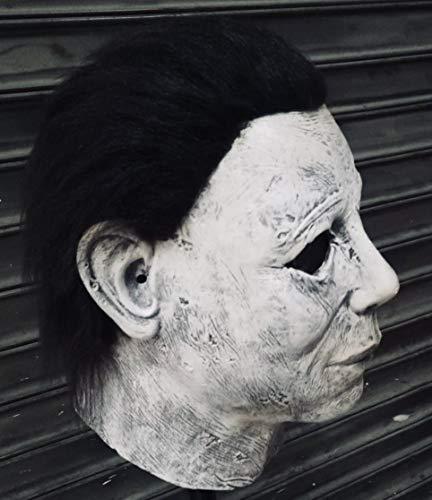 Michael Myers Maske, Rubber Johnnies, Erwachsene Person, Einheitsgröße, Halloween, Accessoires, NEU