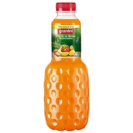 Granini Zumo Cocktel De Frutas 1 L Pack de 6