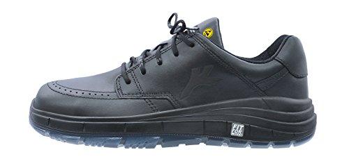 HKS , Chaussures de sécurité pour homme Noir Noir 46 Noir - Noir