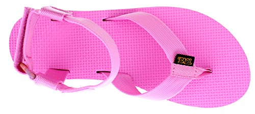 Teva Original Sandal Marbled W's, Sandales sport et outdoor femme Rose - Pink (689 cyclamen)