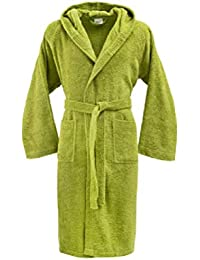 Bassetti Bathrobe Dressing Gown Bath Towelling Robe Men s Women s Super Soft d055bb83e
