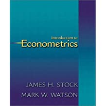 Introduction to Econometrics (The Addison-Wesley Series in Economics)