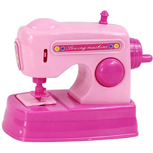 Newin Star Kinder Rollenspiel Spielzeug Simulation Haushaltsgerät Mini nettes Spielzeug Nähmaschine Kinde Lernspielzeug (Nähmaschine Spielzeug)