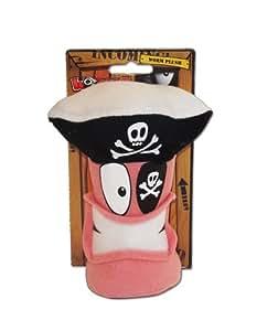 Team17 - Peluche Worms Pirate 17 cm - 0806952503732