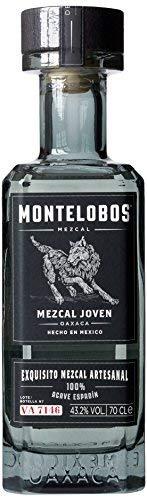 Montelobos Mezcal Joven Agave Espadín Tequila (1 x 0.7 l)