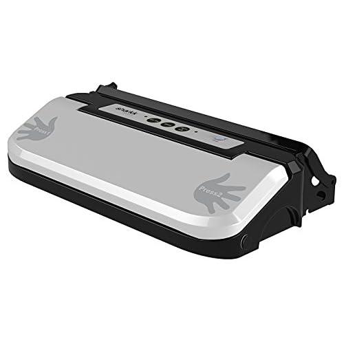 Sharkk Basics Bag Sealer FoodSaver Automatic Vacuum Sealer Fresh Food Saver System with Starter Bags Included