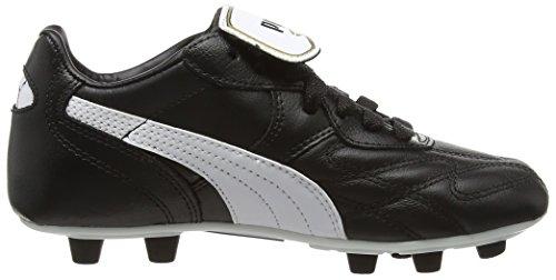 ... Puma King Top I Fg F6, Chaussures de Football Entrainement Mixte Enfant  Noir (Black