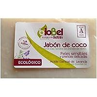 BioBel 56028 - Jabón de Coco para Pieles sensibles y Prendas delicadas ...