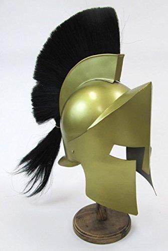 Nauticalmart Leonidas 300 Helmet w/ Plume by NAUTICALMART